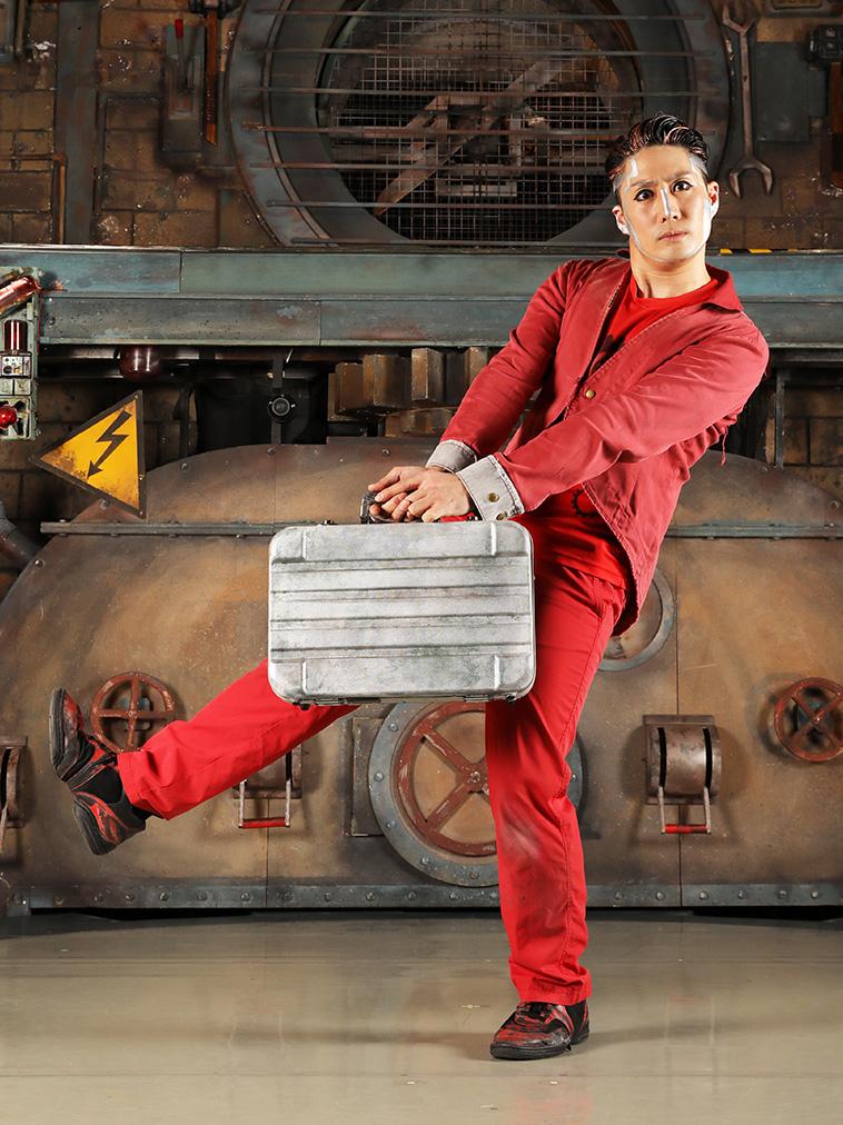 Kazuya Matsunaga